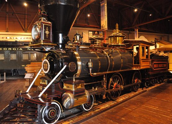 California Railroad Museum Chooses P21S Paste Wax