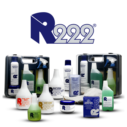 r222 auto care products